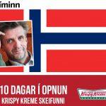 Gunnar Smári Egilsson blaðamaður