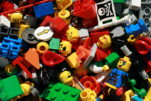 Legos fyrirmyndarþjóðfélag